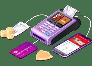 Electronic voucher distribution